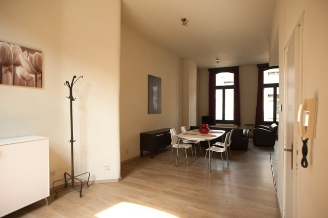 self catering apartment Antwerp