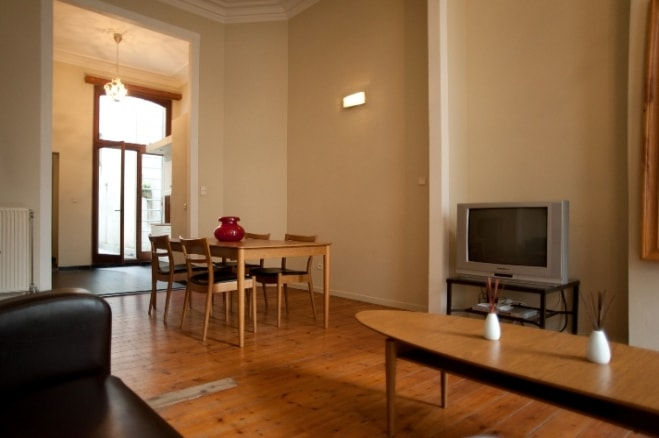 charming furnished apartment antwerp