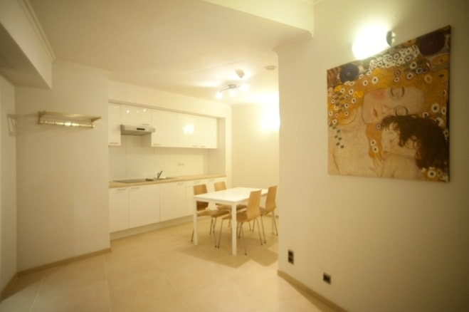 furnished rental ground floor right
