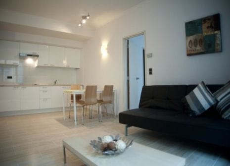 Furnished accommodation Antwerp for rent