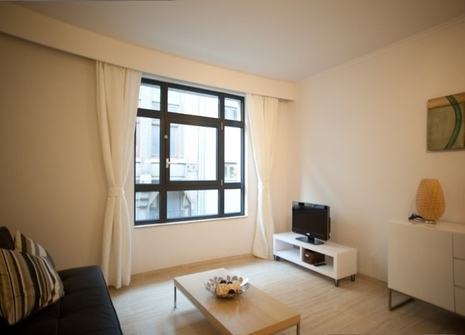 Furnished apartment near the port of Antwerp