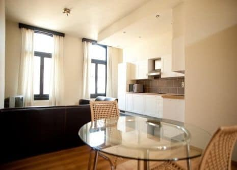 Short or long term stay apartment Antwerp