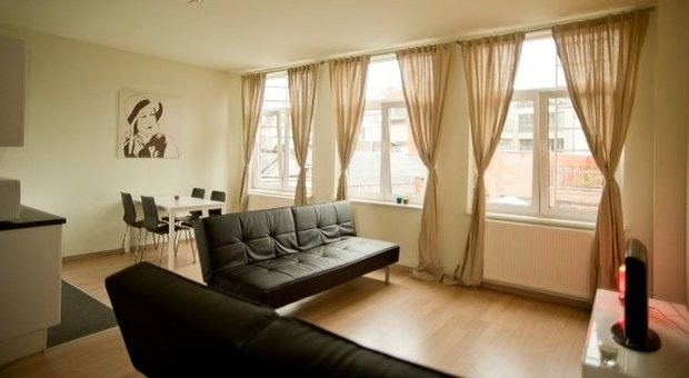 expat studio for rent Antwerpen
