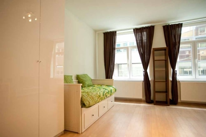 spacious furnished studio Antwerp