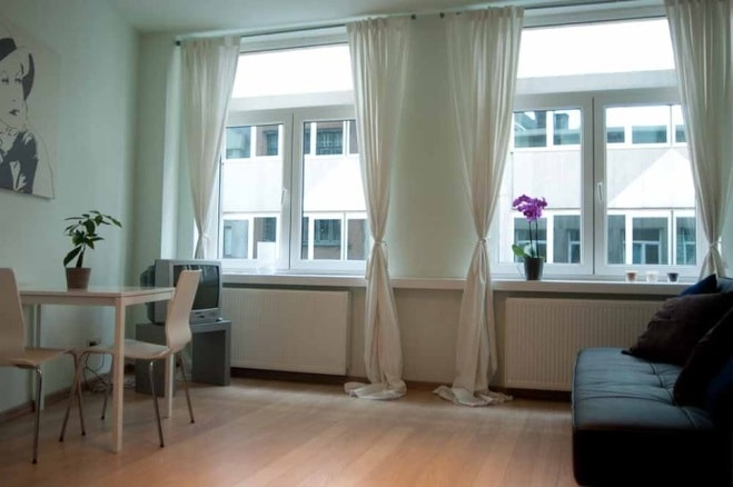 Studio for rent Antwerp from 1 month