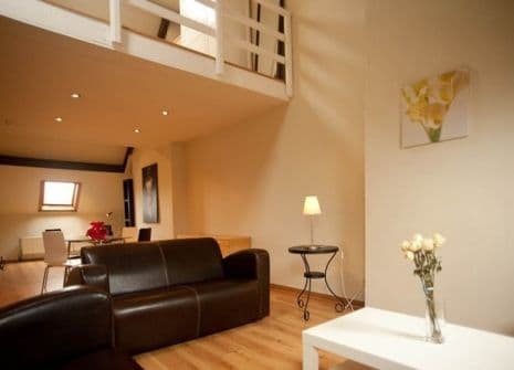 Temporary apartment Antwerp