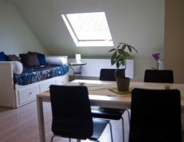 New furnished studio in Antwerp